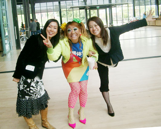 Yuko the Smile Grabber!: ジョ...